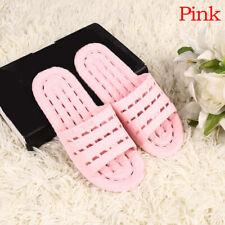 Indoor Shower Bath Slippers Women & Men Non-Slip Home Bathroom Sandals Shoes