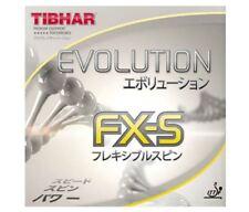 Tibhar Evolution FX-S Table Tennis Ping Pong Rubber Sponge