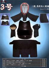 Japanese 3mm Kendo Armor Advance Bogu Set Men Do Kote Tare Imported from Japan