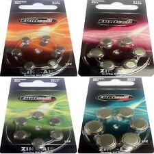 """Hörgerätebatterie A10, A13, A312 oder A675 Markenware """"Eunicell"""""""