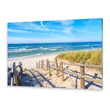 Acrylglasbilder Wandbild aus Plexiglas® Bild Sandstrand