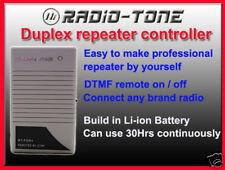 Radio-Tone Duplex repeater controller GP68 GP88S GP2000 CP150 FD-150 FD-450