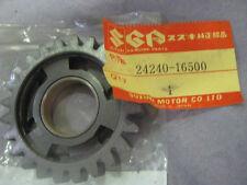 Suzuki TS400 TM400 nos 4TH drive gear 71-77