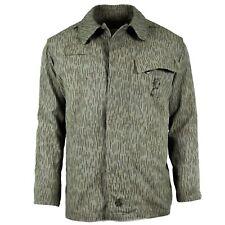 Original Czech army military combat M60 field jacket parka Rain drop camouflage