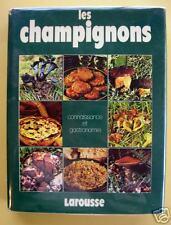 Les Champignons (Mushrooms) - Larousse - by Raris