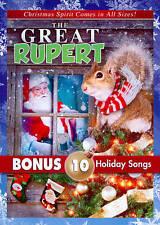 The Great Rupert with Bonus MP3 tracks DVD