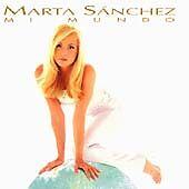 Marta Sánchez-MI MUNDO-MERCURY -BMG VERSION- VG+