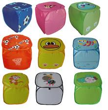 Spielzeugbox  Cube Aufbewahrungsbox Spielzeugtruhe Aufbewahrungstonne 11 Design