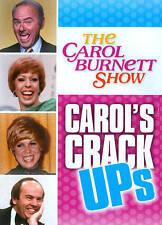 The Carol Burnett Show: Carols Crack-Ups (DVD, 2014) NEW