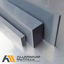PVC plaque prédécoupé épaisseur 25mm gris ral 7011 PVC-U plastique Plat