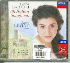 CECILIA BARTOLI - JAMES LEVINE AN ITALIAN SONGBOOK
