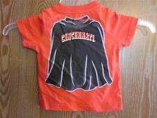 NEW-Minor-Flaw Cincinnati Reds Infant Sizes 12-18-24 Month Home Run Hero Shirt