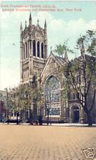 Presbyterian Church, Amsterdam & B'Way at 155th St. NYC