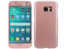 Iphone 5 / 5S / SE // Zubehör Handyhülle Schutzschale Silikon Bumper Gummi ROSE