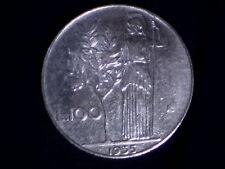 Lire 100 1955   (repubblica 10000 monete disponibili)