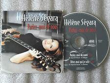 CD-HELENE SEGARA-PARLEZ MOI DE NOUS-DITES MOI QUI JE SUIS-(CD SINGLE)2000-2TRACK