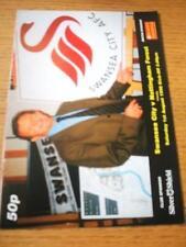 01/08/1998 Swansea City v Nottingham Forest [Friendly]