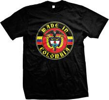 Made In Colombia República de Colombia Bogotá Pride Mens T-shirt
