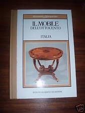 IL MOBILE DELL'OTTOCENTO IN ITALIA Elisabetta Cozzi