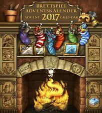 Brettspiel Adventskalender 2017 Advent Calendar Promo Mini Expansion Board Game