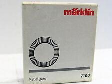 FILO ELETTRICO MARKLIN MATASSA DA 10 M. SEZIONE 0,14 mmq. DIVERSI COLORI