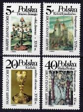 POLAND 1986 **MNH SC#2746/49 JASNA GORA - COLLECTION