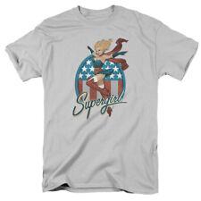 Supergirl Bombshell DC Comics Licensed Adult T Shirt