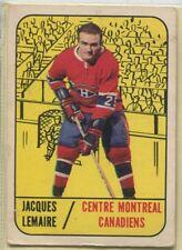 1967-68 Topps Hockey