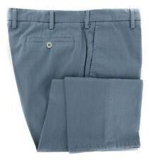 New $350 Rota Light Blue Solid Pants - Full - (2002C2907164)