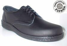 Zapato cordón piel trabajo tallas 39 - 45