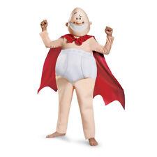Boys Captain Underpants Deluxe Halloween Costume