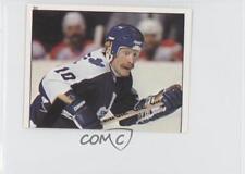 1983-84 Topps Album Stickers #30 John Anderson Toronto Maple Leafs Hockey Card