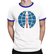 Camiseta para hombre Boctok Vostok 1 espacio Rusia Urss Gagarin Unión Soviética comunista