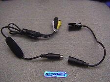 5V DC 5 Volt Micro Video Head Camera Tube Bullet Cam+Inline Windscreen Mic AV
