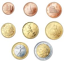 ITALIA ITALIE ITALY 1 CENT - 2 EURO 2002 - 2018 ( BB - SPL-FDC ) CIRCOLATE