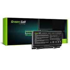 Batería A32-X51 A32-T12 para Asus X51 X51L X51RL X58 X58L Ordenador 4400mAh
