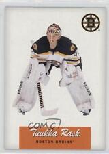 2012-13 O-Pee-Chee Retro #267 Tuukka Rask Boston Bruins Hockey Card