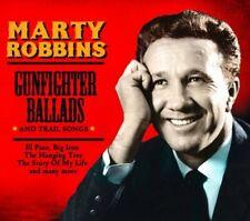 Gunfighter Ballards - Robbins, Marty - Country Music Used - CD