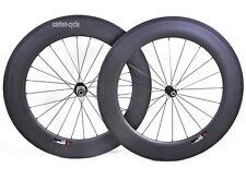 Sapim CX-RAY Carbon Wheels Clincher Road TT Bike 700C Basalt Rim 3k matt U 88mm
