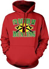 I'd Rather Be Hunting Deer Game Rifle Trip Duck Season Shoot Hoodie Sweatshirt
