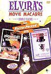 Elvira's Movie Macabre: The Doomsday Machine / The Werewolf Of Washington (Doubl