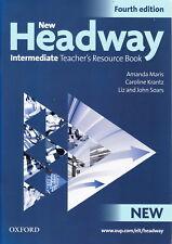 NEW HEADWAY Intermediate FOURTH EDITION Teacher's Resource Book @NEW@