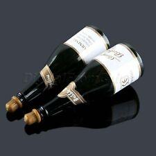 Plastic Champagne Bubble Bottle Wedding Supplies Party Favors Decor 9.2*3cm D6FC