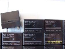 JE1A-DC12V-H NAIS Matsushita Aromat Panasonic Relay/ 1 Each