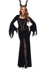 Male Costume Incantatrice, 8-16, Leg Avenue, HALLOWEEN FANCY DRESS, Diavolo Demone