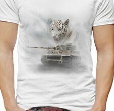 Tiger Tank T-shirt - WW2 German Panzer Tiger I Tank Short & Long Sleeve Shirts