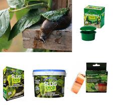 Babosa & Caracol Repelente Babosa no tóxico gránulos de cinta de cobre trampa orgánico Mascota Segura