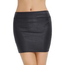 Mujer Falda de la Cadera Atractivo Mini Tubo Faldas Lapiz Corto Para las Mujeres