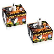Exo Terra Light Dome UV-Reflektor Lampe Terrarium Spot Strahler Hänge-Leuchte