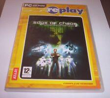 EDGE OF CHAOS indipendence war 2 gioco pc originale strategia spazio